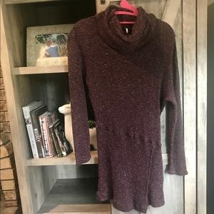 FREE PEOPLE | cowl neck sweater
